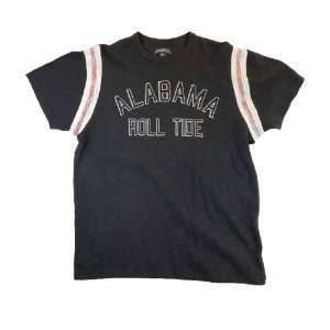 Alabama Crimson Tide Charcoal Kickoff Tee