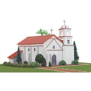 California Mission San Buenaventura Toys & Games