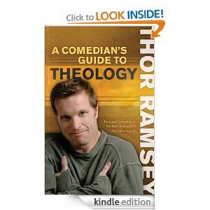 Comedians Guide to Theology Featured Comedian on the Best Selling