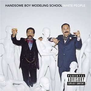 White People (Mcup) Handsome Boy Modeling School Music