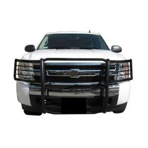 07 08 Chevy Silverado 2500/3500 Black Brush Grille Guard