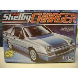 MPC 1 0876 1984 Dodge Shelby Charger 1/25 Scale Plastic