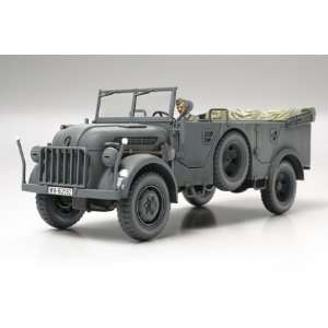 MODELS   1/48 German Steyr Type 1500A/01 Vehicle (Plastic Models