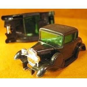 Aurora Black 4 Gear 1930 Ford Model A Slot Car Body Everything Else