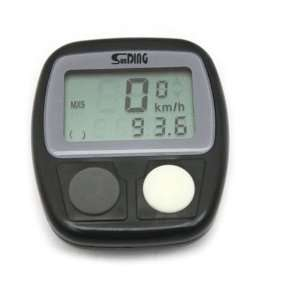 LCD Bike Bicycle Cycle Computer Odometer Speedometer 536A