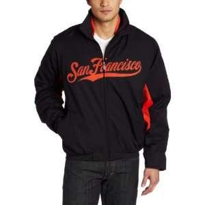 MLB San Francisco Giants Long Sleeve Lightweight Full Zip