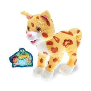 Diegos Animal Rescue Baby Jaguar Toys & Games