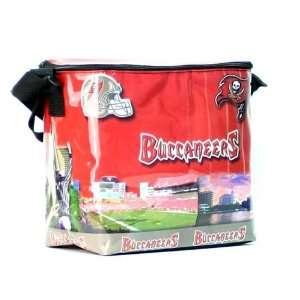 Tampa Bay Bucs 12 Pack Cooler