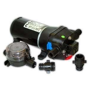FLOJET 12V 40 PSI HEAVY DUTY WATER PRESSURE PUMP 4.5 GPM