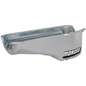 Moroso 21804 Claimer Oil Pan for Chevy Small Block Engines Automotive