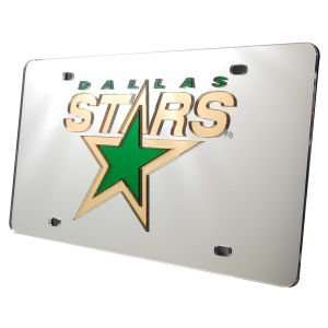 com Dallas Stars Rico Industries Acrylic Laser Tag Sports & Outdoors