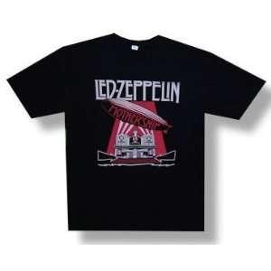 LED ZEPPELIN   Mothership black t shirt   NEW MEDIUM