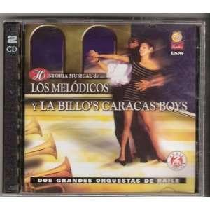Los Malodicos Y La Billos Caracas Boys Dos Grandes Orquestas De Baile