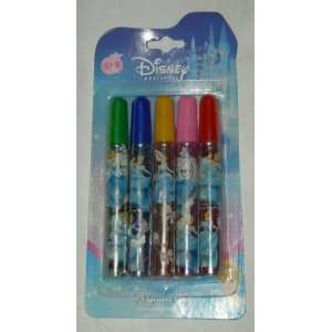 Disney Princess Cinderella Glitter Glue 5 Pack Toys