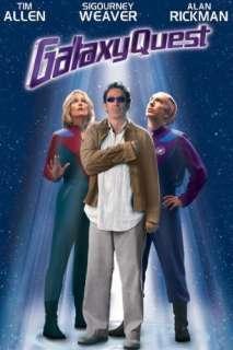 Galaxy Quest Tim Allen, Sigourney Weaver, Alan Rickman