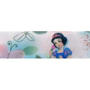 3yd 1 Disney Princess Garden Snow White, Cinderella, Ariel Satin