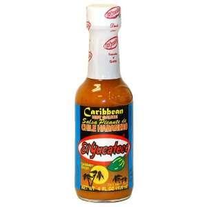 El Yucateco Caribbean Habanero Hot Sauce Grocery & Gourmet Food
