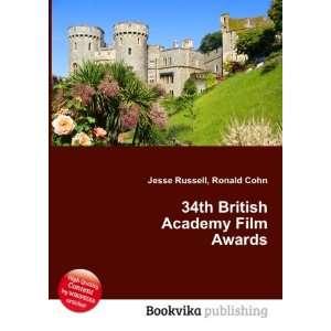 34th British Academy Film Awards: Ronald Cohn Jesse