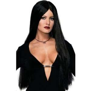 Morticia Wig   Addams Family Costume Accessory: Toys