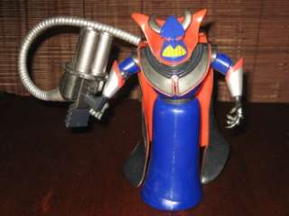 Toy Story TALKING ZURG FIGURE Rare & Retired TALKS