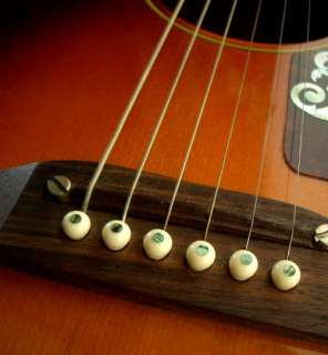 Small Custom Dots 1/8(AG) For Fret Side Markers,Bridge