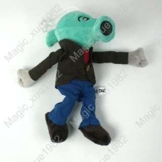 Brand new Plants Vs Zombies Snow pea zombie 9 soft toy
