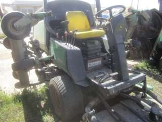 2000 John Deere 1600 Mower Diesel 2,745 Hours 12 foot wide cut