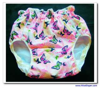 FuuBuu2215 089 JAPANese Incontinence Adult Baby Diapers Plastic Pants