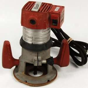Milwaukee 5650 Router Motor 23,000 RPMs & 48 10 0070 Router Base