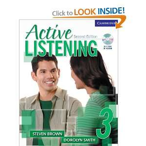 Active Listening 3 Students Book with Self study Audio CD