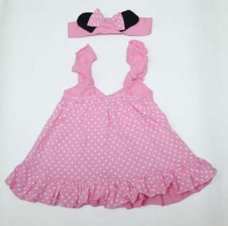 Girl Baby Ruffle Top+ Pants+Headband Set 0 36M Bloomers 3 Pcs Costume