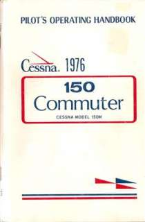 1976 Cessna 150 Owners Manual in PDF format on CdRom