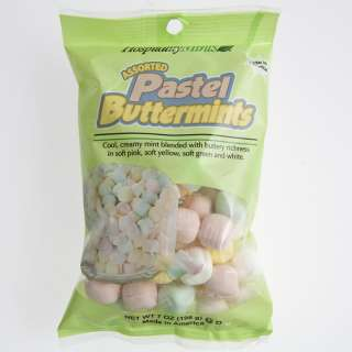 Shop for Assorted Pastel Buttermints, Wedding, Favors, Toys, Gifts