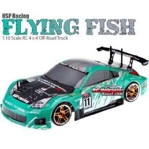HSP Racing 1:10 Flying Fish Drifter (HSP RC Drift Car