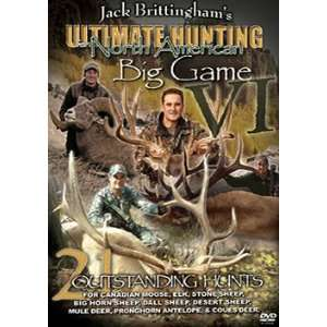 Jack Brittinghams Ulimate Hunting North American Big Game VI Movies