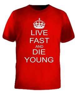 Live Fast and Die Young Shore Vinny Jersey King T Shirt