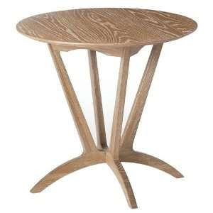 Beckham Small Limed Oak Side Table Home & Kitchen