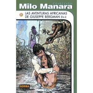 Giuseppe Bergman (Spanish Edition) (9781594970542) Milo Manara Books