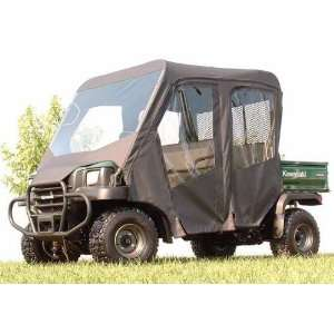 Kawasaki Mule Trans Full Cab Enclosure: Automotive