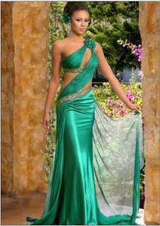 20112 Newest Style Wedding Bridal Bridesmaid Prom Ball Gown Part