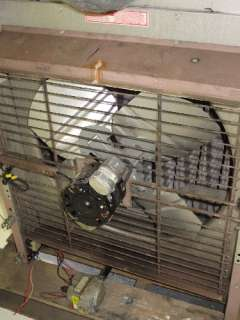 REZNOR F250 GAS HEATER 200,000 BTU OUTPUT