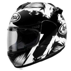 Arai Helmets Vector 2 Full Face Motorcycle Helmet Marker Black Extra