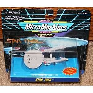 Star Trek USS Enterprise NCC 1701 Micro Machines Toys