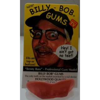 Billy Bob Gums Teeth Toys & Games
