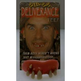 Billy Bob Deliverance Teeth Toys & Games