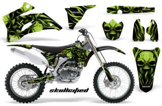 YAMAHA YZ250F YZ450F 06 09 GRAPHICS KIT DECALS SFGB