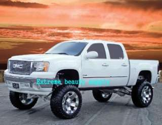 4x4 Chevrolet ford Dodge GMC pick up trucks 2012 wall calendar