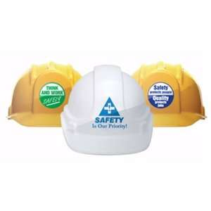 Labels CUSTOM HARD HAT/HELMET DECALS Option Custom 2 1/4