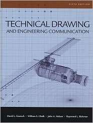 Technical Drawing and Engineering Communication, (1428335838), David E