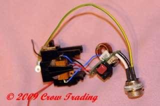 Precision DC Permanent Magnet Motor 273761 2570 RPM 48 VDC 90W